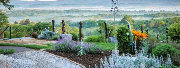 Artist's Retreat Garden