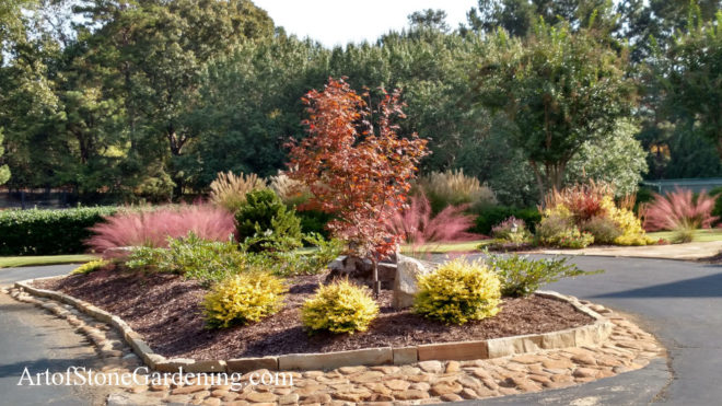 landscaping in Dawsonville