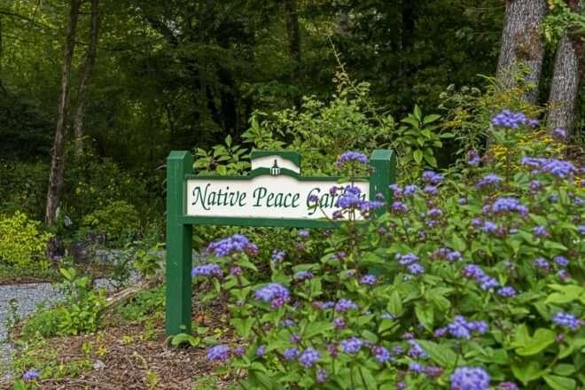 Native Peace Garden